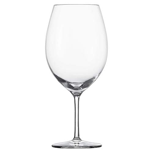 Schott Zwiesel Tritan Crystal Glass Cru Classic Stemware Collection Full Red Wine Glass, 27.9-Ounce, Buy 6, Get 8 Glasses (750ml Red Wine)
