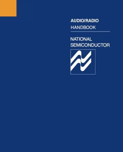 National Semiconductor Audio/Radio Handbook
