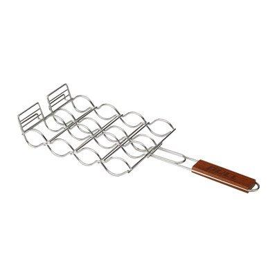 Adjustable Grill Rack - Stainless Adjustable Corn Grilling Basket
