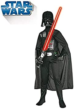 DISBACANAL Disfraz Darth Vader Infantil - -, 5-7 años: Amazon.es ...