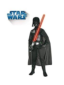DISBACANAL Disfraz Darth Vader Infantil - Único, 3-4 años: Amazon ...