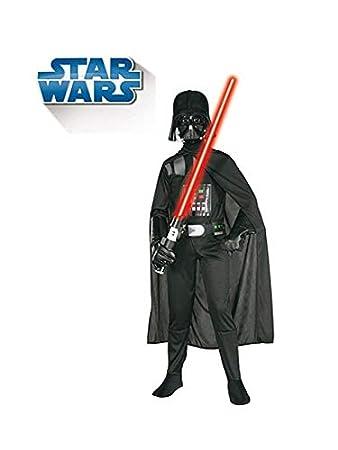 DISBACANAL Disfraz Darth Vader Infantil - -, 8-10 años: Amazon.es ...