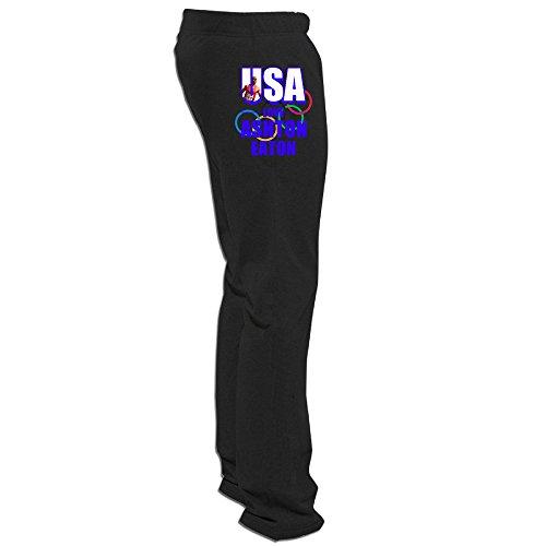 DETED Ashton Eaton Training Pants For Mens Black XX-Large ()