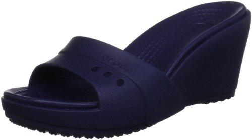 Crocs  Kadee Nautical, Sandales femmes Bleu (Nautical Navy/Nautical Navy)