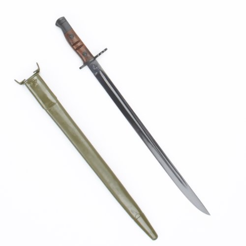 U.S. M-1917 Enfield Bayonet & Scabbard: Collector Grade for sale  Delivered anywhere in USA