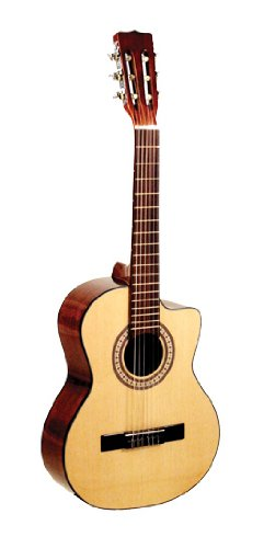 Lucida LG-RQ2 Requinto, Solid Top