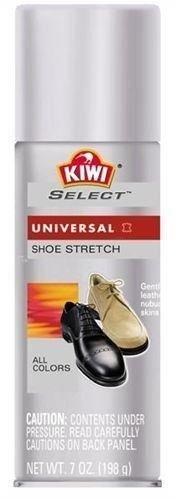 Kiwi Select Universal Shoe Stretch Aerosol Spray Leather Suede Nubuck Reptile -