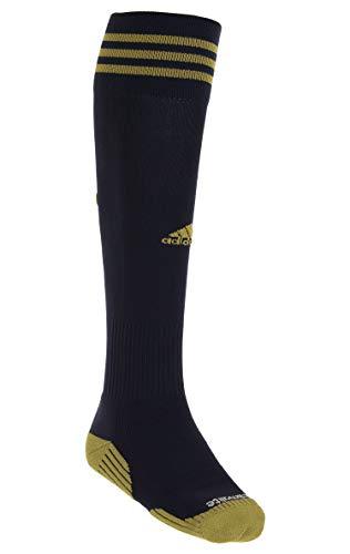 Adidas MLS Classic Cussioned Soccer Socks, Philadelphia Union Navy/Gold, Large