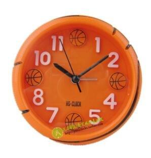 Basketball Clock - Evalent Football Basketball LCD Digital Personality Desk Alarm Clocks (Basketball)