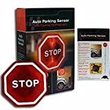 Auto Parking Sensor with Flashing Warning Light