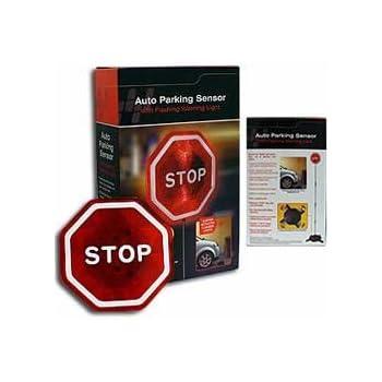 Amazon Com Auto Parking Sensor With Flashing Warning