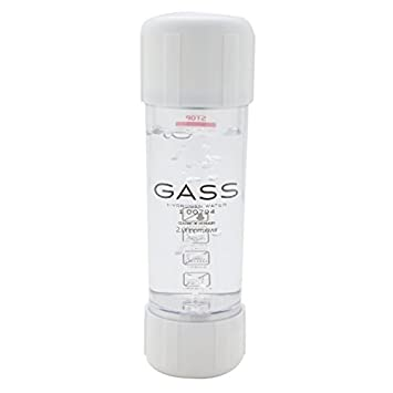 Amazon com: Japan Health and Beauty - GASS hydrogen bottle HYDROGWN