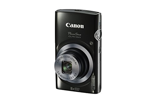 picture of Canon PowerShot ELPH 160 (Black)