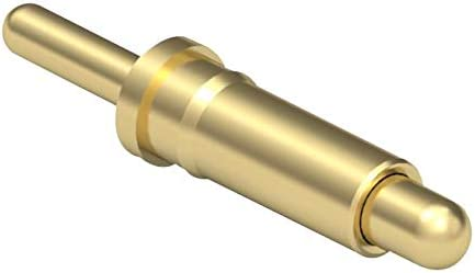 2 A Point Spring Loaded Pin 8.94 mm 0956-0-15-20-75-14-11-0 25 g Pack of 20 0956-0-15-20-75-14-11-0 Contact