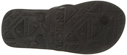 Pictures of Quiksilver Kids' Molokai Wordmark Youth Sandal 12 M US 7