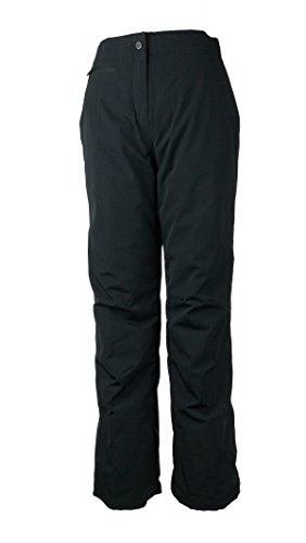 Obermeyer Women's Sugarbush Stretch Pant Black 22 (Pants Obermeyer Snowboarding)