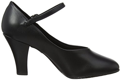 So Women's Ch53 Shoes Character Danca Black Black p1rHqpwx5