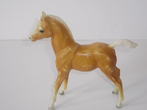 Vintage Breyer Traditional Palomino Arabian Foal
