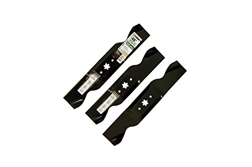 MTD Genuine Parts 2-in-1 High-Lift Blade Set for 46-Inch Mowers 1997 and After
