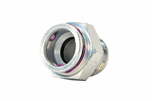 ACDelco 19303965 GM Original Equipment Engine Oil Cooler Hose Connector (Cooler Sonoma Lines Oil)
