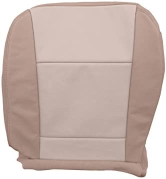 2000 FORD EXPLORER XLT LEATHER DRIVER BOTTOM /'OEM/' REPLACEMENT SEAT COVER IN TAN