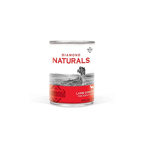 Diamond Naturals Real Meat Recipe Premium Canned Wet