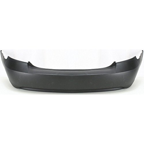 Rear BUMPER COVER Primed for 2006-2011 Hyundai Hyundai Accent