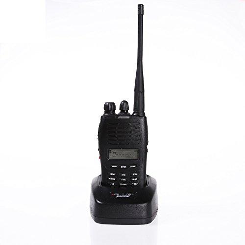 Fotga Handheld VHF 136-174mhz 5w Walkie Talkie Transceiver Professional Radio PTT