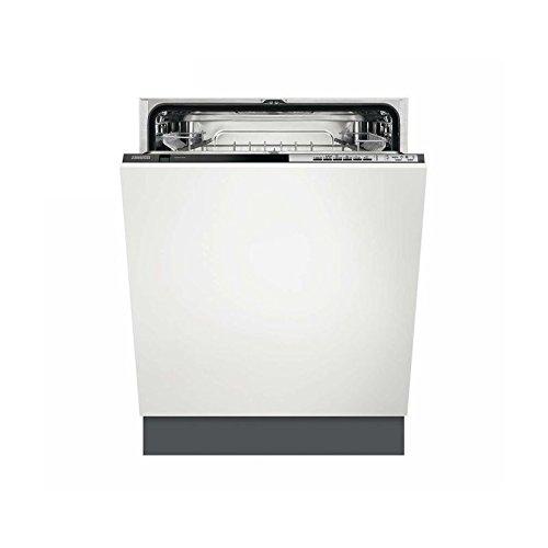 Zanussi ZDT24004FA lavavajilla Totalmente integrado 13 ...