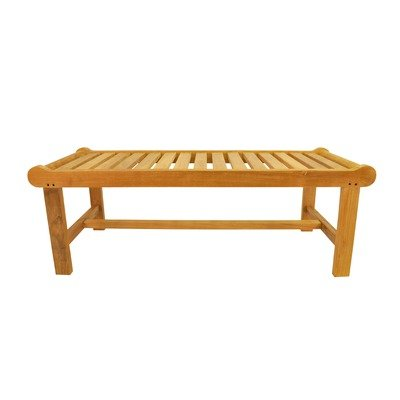 Woven Backless Benches - Cambridge 2-Seater Backless Bench