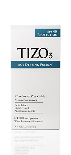 TIZO 3 Tinted Face Mineral SPF40 Sunscreen, 1.75 oz