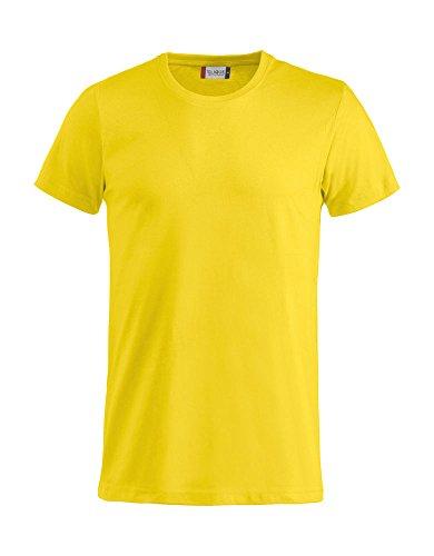 shirt T Altissima T Basic Package 5 Clique Qualita' Giallo Unisex nwI0Xxw