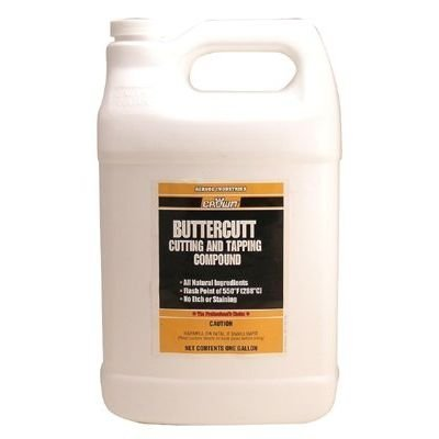 Crown - Buttercut Cutting/Tapping Compounds 1-Gal. Buttercut Cuttingoil: 205-5041 - 1-gal. buttercut cuttingoil [Set of 2]