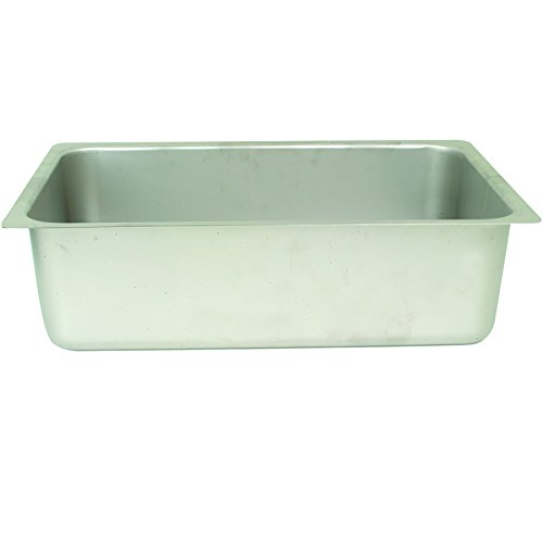 Excellante 849851008205 Stainless Steel Spillage Pan by Excellante