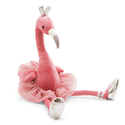 Jellycat Fancy Flamingo Stuffed Animal, Large, 23 inches ()