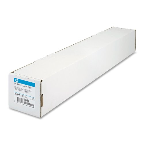 - HP Universal Coated Paper (36 Inches x 150 Feet Roll)