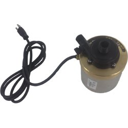 Little Giant 517011 Outdoor Living Direct Drive 115V Submersible Or Inline  Pond, Stainless Steel