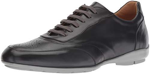 (Mezlan Men's Bean Sneaker, Black, 10.5)