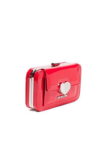 Mujer Bolso De Rosso Moschino Love Mano CwqOn8IUxP