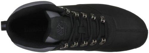 2 Timberland Boots Rock Homme black Nubuck Split Noir vvwCqWBE