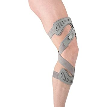 7dbdc2b7b4 Image Unavailable. Image not available for. Color: Ossur Unloader One OTS  Osteoarthritic Knee Brace-S-Right-Standard Lateral