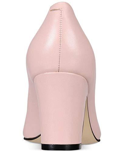 f50e6b07041b3 Ivanka Trump Frauen Lindi Cap Toe Wildleder Klassische Pumps Pink ...