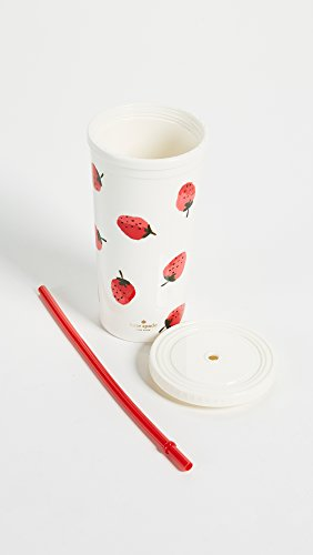 Kate-Spade-New-York-Womens-Strawberries-Tumbler-with-Straw