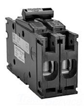 Circuit Breaker Padlock Attachment - SCHNEIDER ELECTRIC Miniature Circuit Breaker 120/240-Volt 90-Amp QOU290 Cb Handle Padlock Attachment