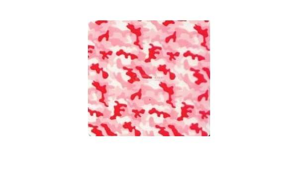 "Hydrographics Film Pink Ice Camo 20/"" x 6.5/'"