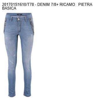 Jeans Jeans Paillettes Paillettes Tasche Tasche Siste's Siste's Jeans xqIvwTdE