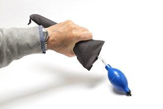 Férula para contractures de la mano con revestimiento ...