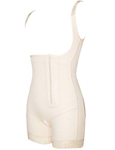 173b4c8a8 Women Full Body Shaper Butt Lifter Tummy Control Seamless Slimming  Shapewear Open Bust Slimmer