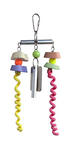 Prevue Pet Products Chime Time Trade Winds Bird Toy (Prevue Chime)