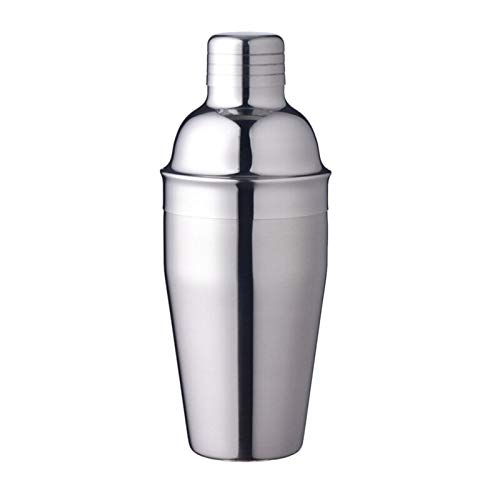 (Cocktail Shaker - Cocktail Shakers Martini Bar Cocktail Shaker Stainless Steel Flair Mixing Tin Set Party Bar Tools)